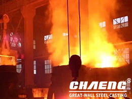 Professional steel castings