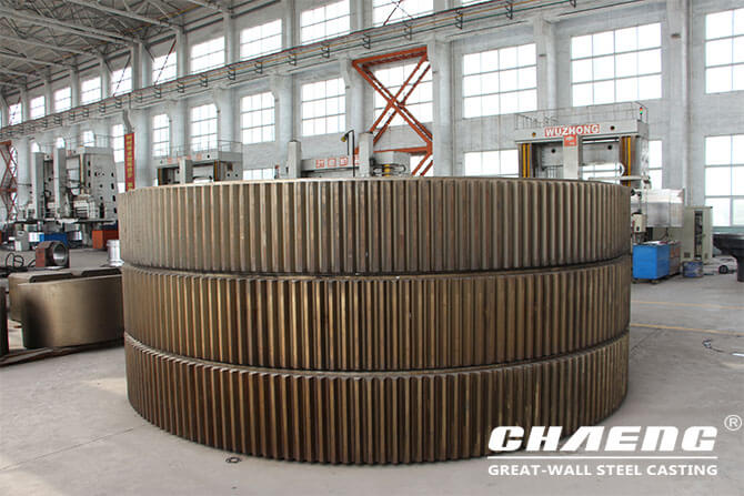 gear for ball mill