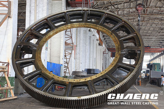 large gear manufacturer